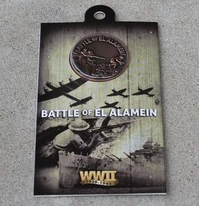 Penny – Battle of El Alamein