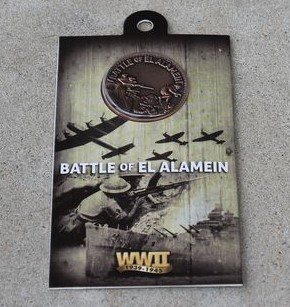Penny - Battle of El Alamein