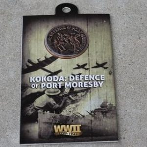 Penny - Kokoda: Defence of Port Moresby