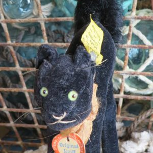 Steiff Peter Tom Halloween Cat - 10cm