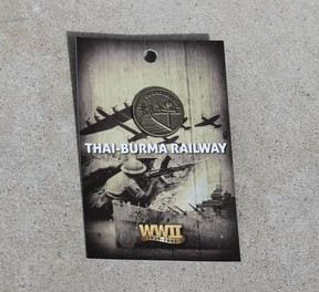 Badge - Thai Burma Railway