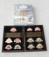 Rising Sun Hat Badge Collection