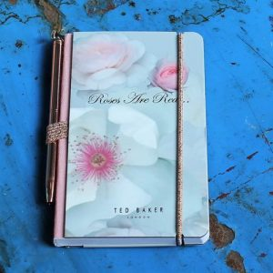 Ted Baker Mini Notebook & Pen