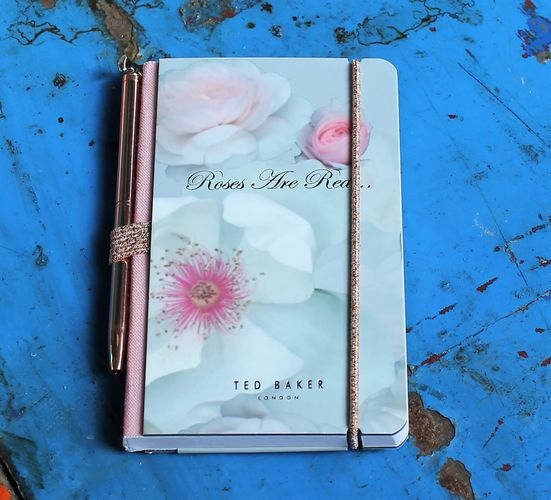 morpeth gift gallery hunter valley mini note book pen handbag size chelsea design roses are red