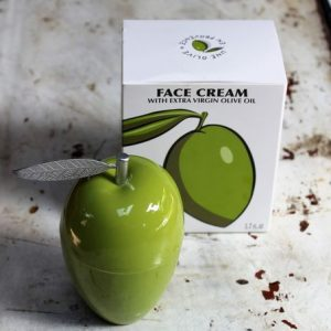 Face Cream with Olive Oil