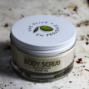 Body Scrub with Olive Oil