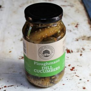 Ploughmans Dill Cucumbers