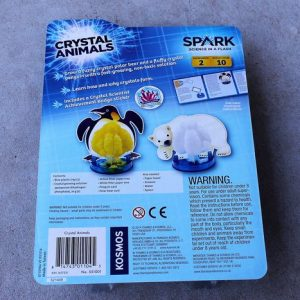 Crystal Animals Experiment Kit