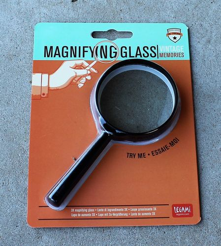 morpeth gift gallery hunter valley legami magnifying glass three times magnification sos i will survive mens ladies gift