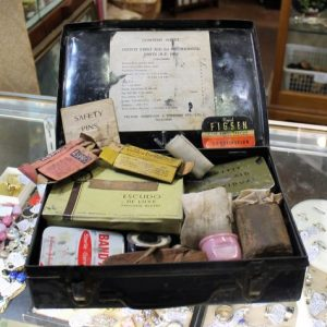 WWII First Aid Kit