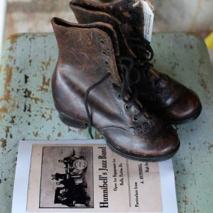 Child's Leather Boots