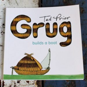 Book – Grug Builds a Boat
