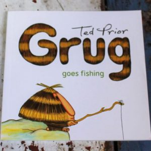 morpeth gift gallery hunter valley grug goes fishing book children's story ted prior 40th birthday anniversary 2019 australian character