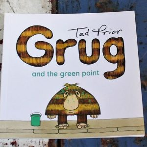 Book – Grug and the Green Paint