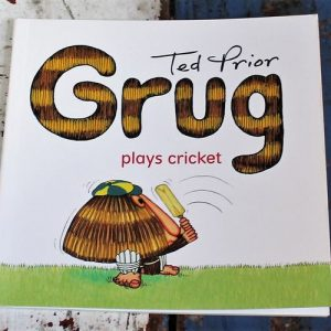 Book – Grug Plays Cricket
