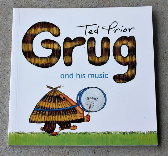 morpeth gift gallery hunter valley grug and his music book children's story ted prior 40th birthday anniversary 2019 australian character