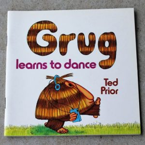 morpeth gift gallery hunter valley grug learns to dance book children's story ted prior 40th birthday anniversary 2019 australian character