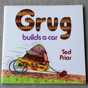 Book – Grug Builds a Car