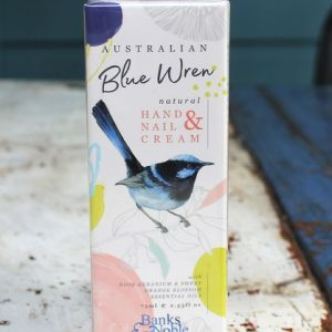 Hand & Nail Cream – Blue Wren
