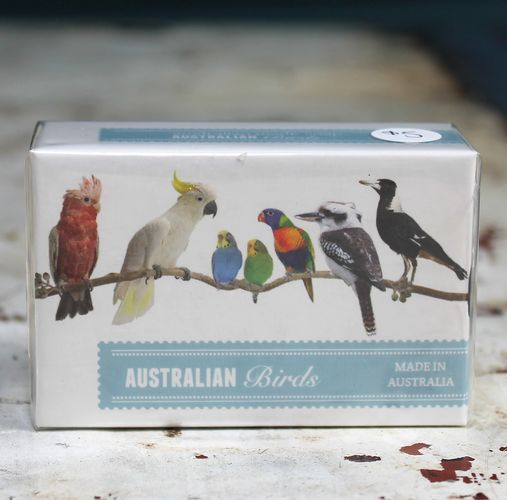 morpeth gift gallery hunter valley boxed scented soap australian made birds fauna