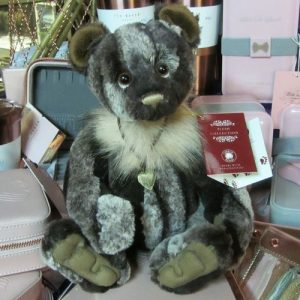 morpeth teddy bears Charlie plush Gary