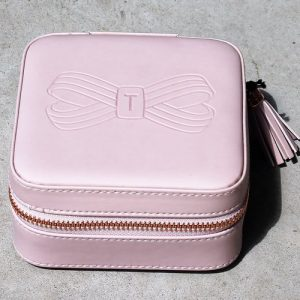 Ted Baker Jewellery Travel Case – Pink
