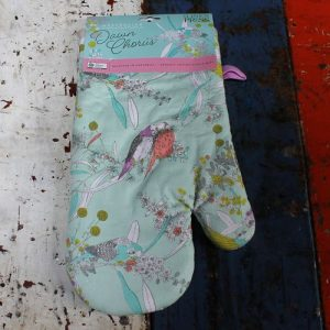 Single Oven Mitt – Dawn Chorus