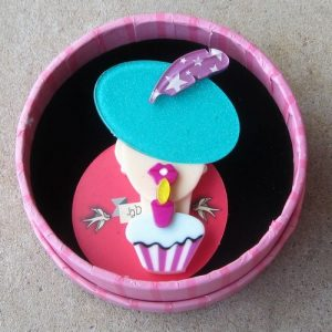 Erstwilder Brooch – Birthday Chic