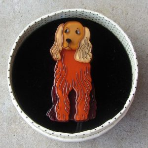 Erstwilder Brooch – Best in Show (Dog)