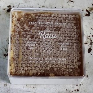 morpeth gourmet foods hunter valley gift 100% pure honey beechworth bee cause raw straight line section comb honeycomb