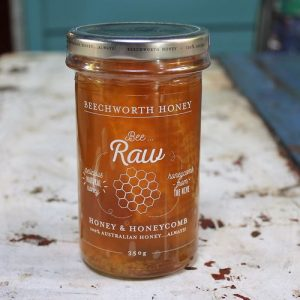 Beechworth Raw Honey & Honeycomb