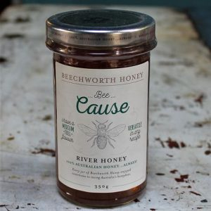 morpeth gourmet foods hunter valley gift 100% pure honey beechworth bee cause raw straight line river