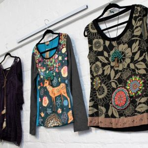 Hyde & Silk Tops & Clothing