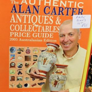Alan Carter Price Guide – Orange Box Set of Two