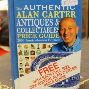 Alan Carter Pocket Guide – Blue