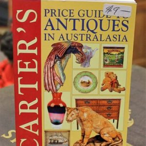 Alan Carter Price Guide to Antiques in Australasia