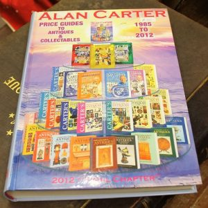 Alan Carter Price Guide – Purple