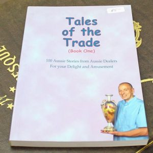 Alan Carter – Tales of the Trade Book