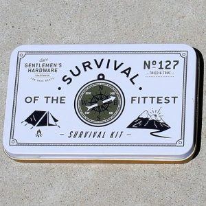 Survival Kit in Tin
