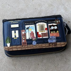 Vendula Antiques Zip Around Wallet