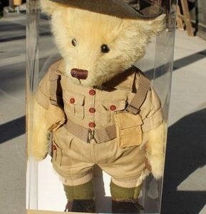 WWII Teddy Bear