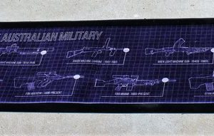 Bar Runner – Small Arms of Australian Military