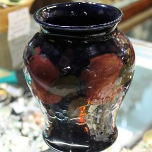 morpeth antique centre hunter valley walter william moorcroft pomegranate vase english pottery ceramics