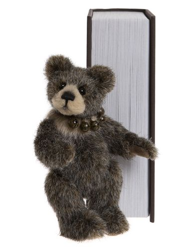 Morpeth Teddy Bears Charlie bear plush 2019 Hunter Valley Sneeky Peek Book
