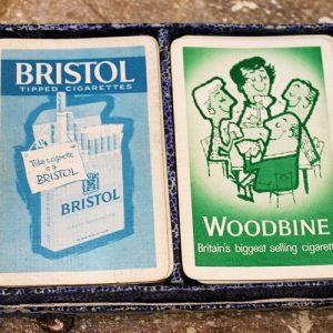 morpeth antique centre hunter valley shop 35 ambleside antiques promotional playing cards woodbine bristol