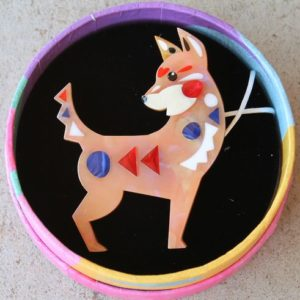 Erstwilder Brooch – The Dapper Dingo