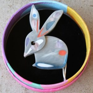 Erstwilder Brooch – The Bashful Bilby