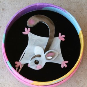 Erstwilder Brooch – The Sweet Sugar Glider