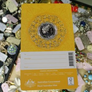 Tweleve Days of Christmas 50 Cent Coin – Yellow
