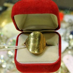 Australian Sovereign Ring – His